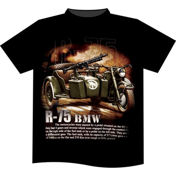 R-75 BMW póló