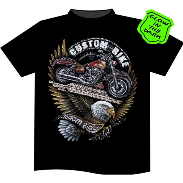 Custom Bike T-shirt