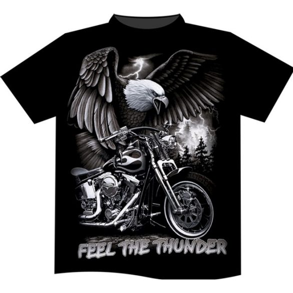 Feel The Thunder T-shirt