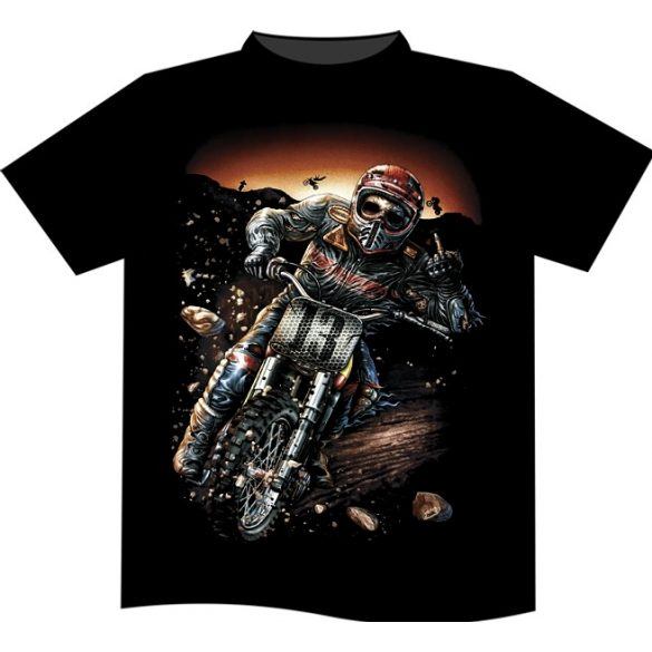 Dirt to Death T-shirt