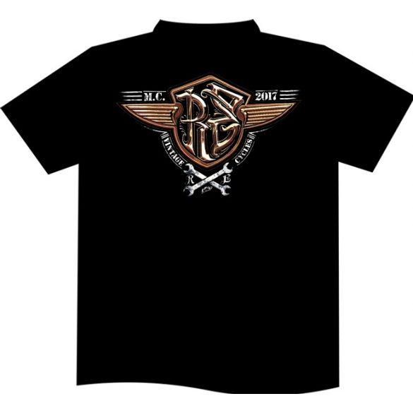 Skeleton Racer T-shirt