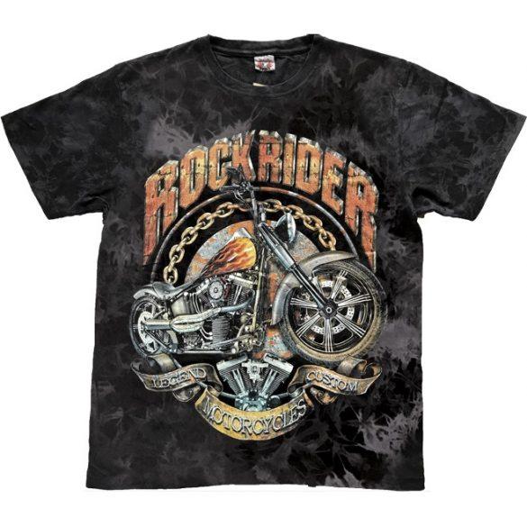 Vintage Rock Rider póló