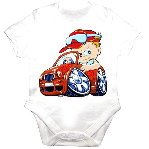 BABY AND CAR BODY