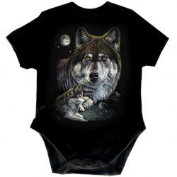 WOLF BODY