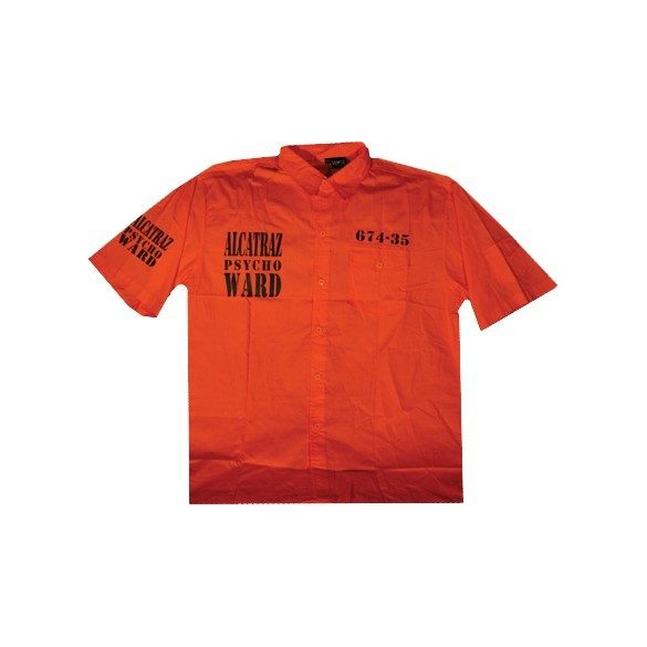 Alcatraz prisoner shirt