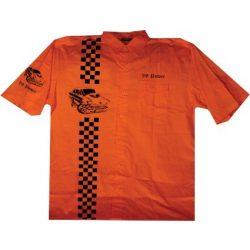 Powered by V8 shirt