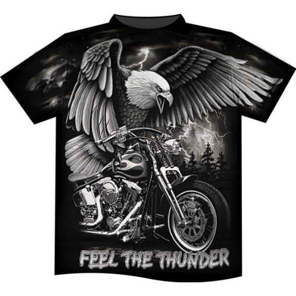 Feel The Thunder T-shirt
