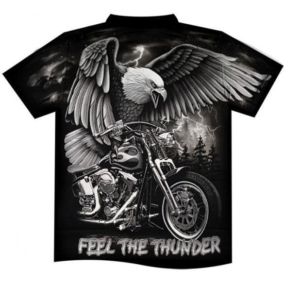 Feel The Thunder póló