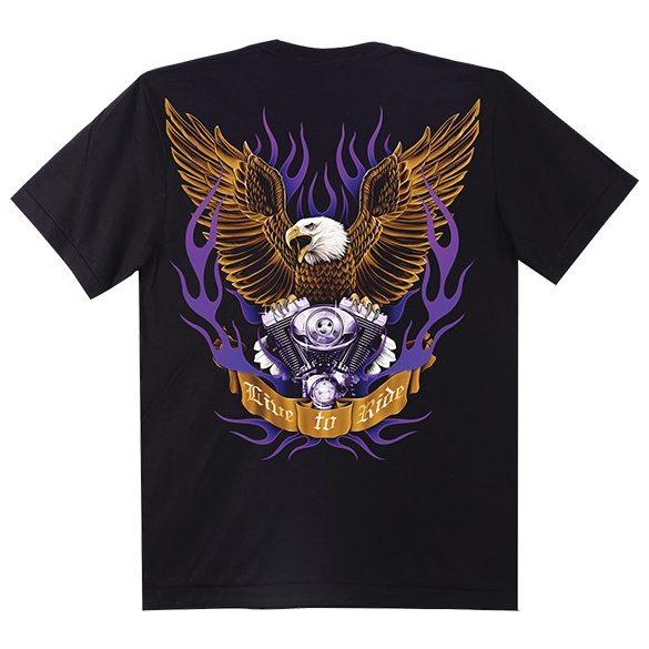 Eagle Bike póló