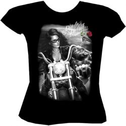 Ride or Die Chick T-shirt