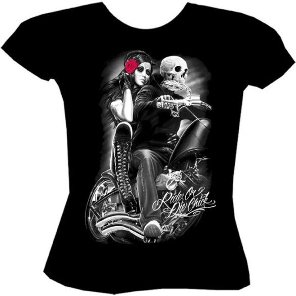 Ride or Die Lovers T-shirt