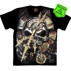 Clockwork Skull póló