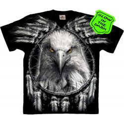 Eagle and Dreamcatcher T-shirt