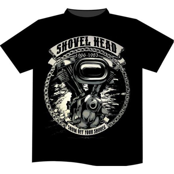 SHOVEL HEAD EXTRA PÓLÓ