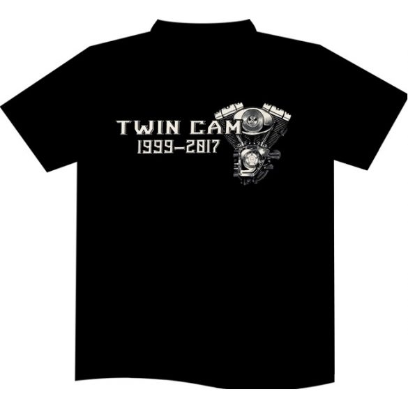 Twin Cam póló