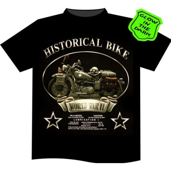 Historical Bike T-shirt