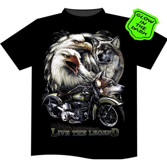 Eagles and Wolves T-shirt