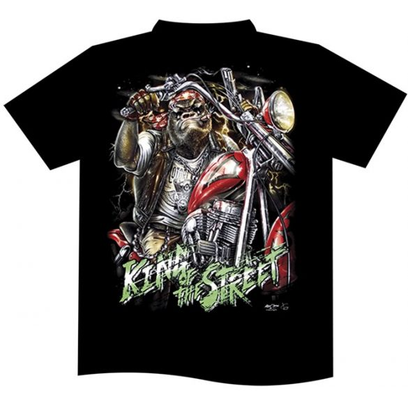 King of The Street T-shirt