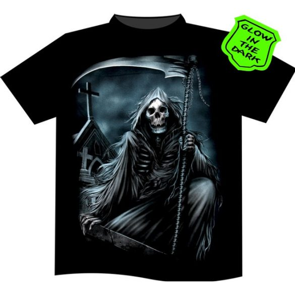 Cemetery Ghost T-shirt