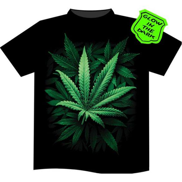 Marijuana póló
