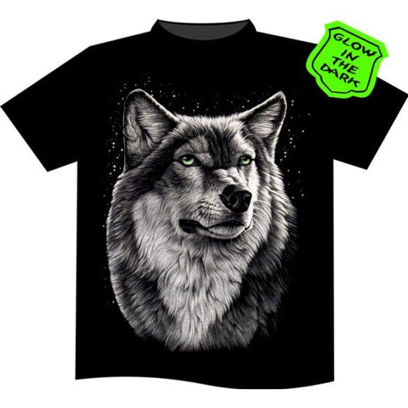 Grey Wolf póló