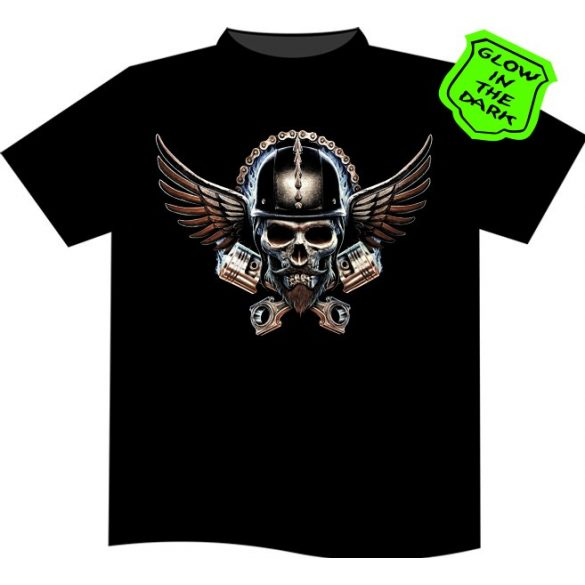 Rock Rider póló