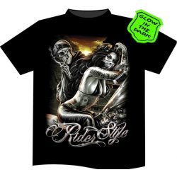 Rider Style póló