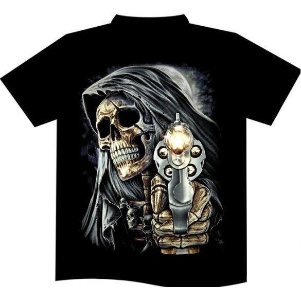 Killer Skeleton póló