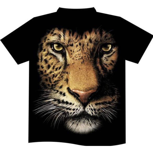 Panther Portrait T-shirt