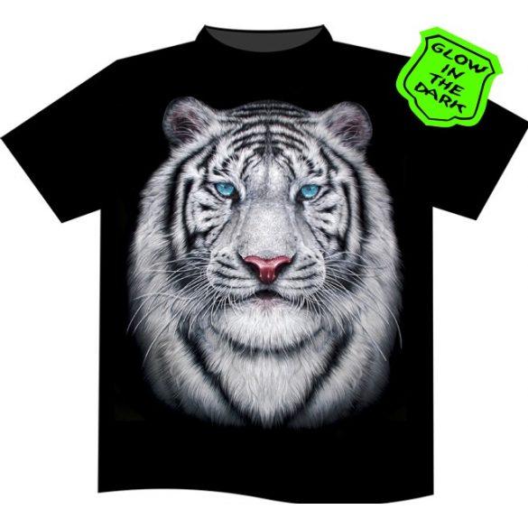 White Tiger póló