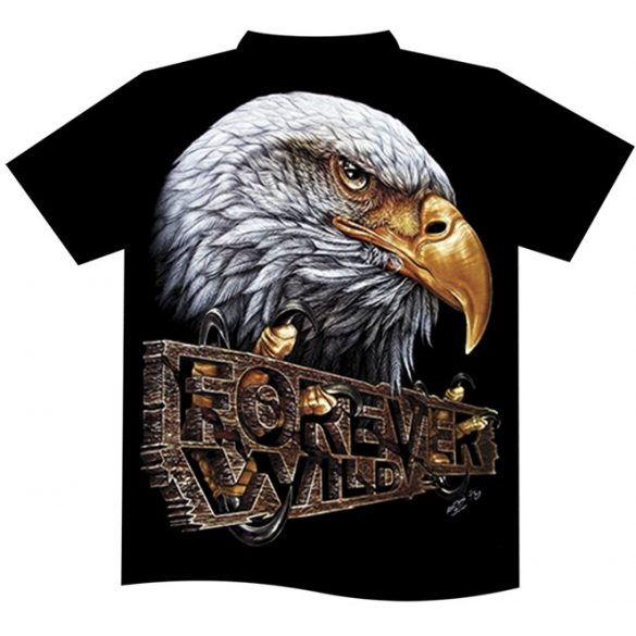 Forever Wild Eagle T-shirt