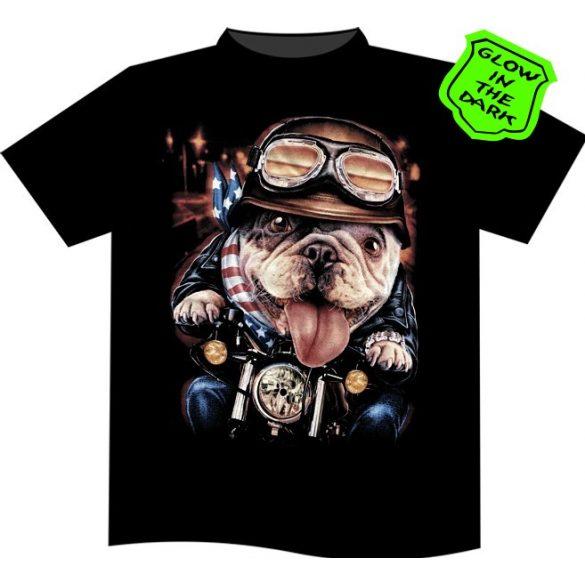 Bulldog Bro T-shirt