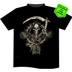 Scary Skeleton T-shirt