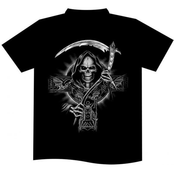 Scary Skeleton T-shirt