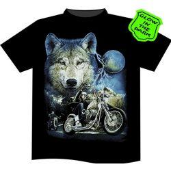 Moon Rider T-shirt
