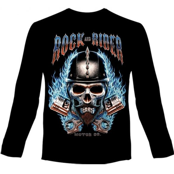 Rock Rider long sleeve T-shirt