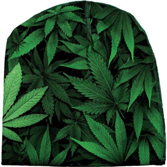 Cannabis beanie