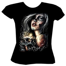 Tattoed Girl T-shirt