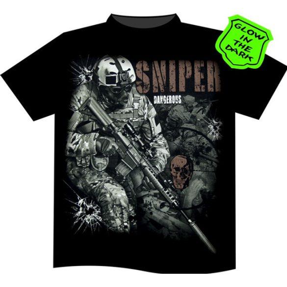 Sniper Dangerous T-shirt